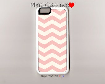 iPhone 6 Case - iPhone 6s Case - iPhone 6 Plus Case - iPhone 6s Plus Case - Pink Chevron