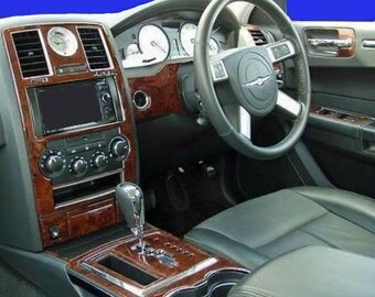 right hand drive car chrysler 300 300c hemi touring crd 2008. Black Bedroom Furniture Sets. Home Design Ideas