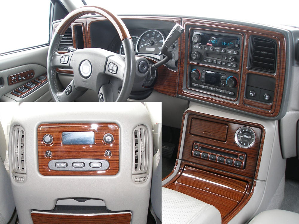 Image Gallery 2006 Escalade Interior