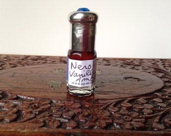 Neroli, Amber and Vanilla oil