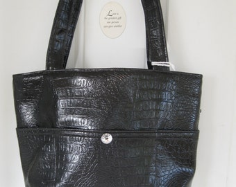 Custom Made Ladies Conceal Carry Handbag # 17