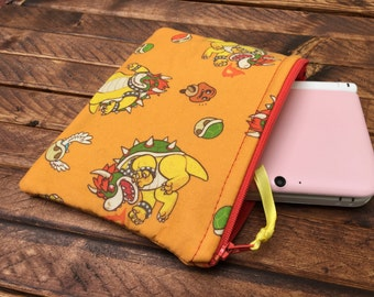 CLEARANCE DS Pouches - Bowser