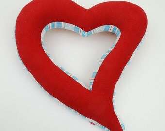 Heart pillow heart pillow Valentine day
