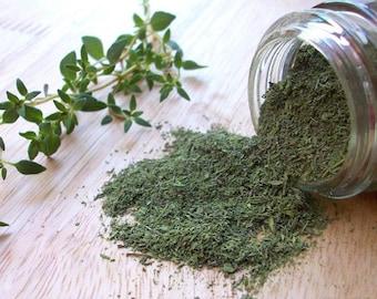 Organic Greek thyme seeds,non gmo thyme seeds,heirloom thyme seeds,96,herb thyme seeds,gardening