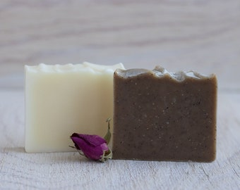 Set of two small soaps