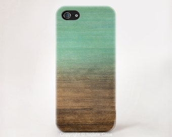 iPhone 6 plus Colour fade on wood iPhone 6 case Colour  Wood iPhone 5 case iPhone 6 cover