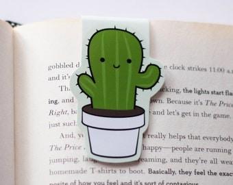 Cactus Magnetic Bookmark (Jumbo)