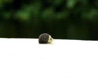 Hedgehog Micro Fairy Mini Garden Accessory