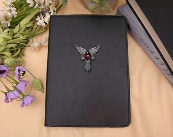 Step 2: The Hunger Games Mocking Jay Inspired Swarovski Crystal Element Embellishment of iPad, Samsung, Kindle Fire, or Nook Case