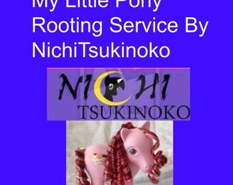 My Little Pony ReRooting Service by NichiTsukinoko MLP