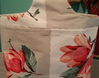 Vintage Market Shopping Bag