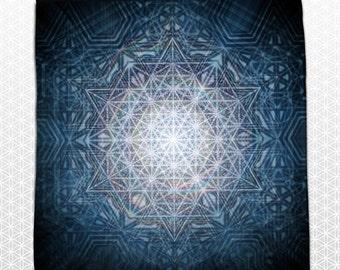 Sacred Geometry Sublimation Bandana