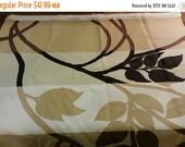 "20% OFF Marimekko Fabric MADISON WI Beige Tan Black White Isola 1977/2008  31""L x 56""W"