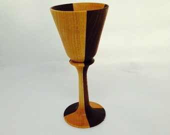 Walnut and Maple Cup