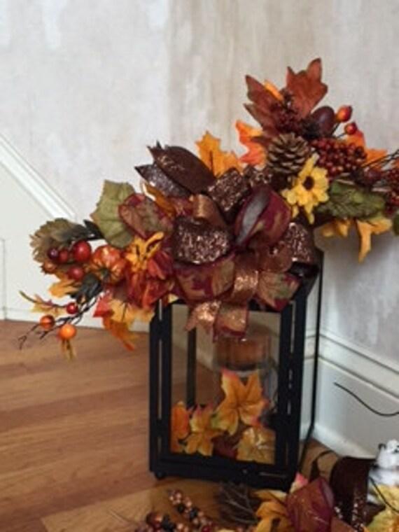 Lantern Swag - Fall / Autumn  (SJE)