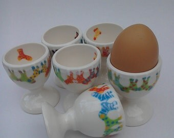 Sock egg cup