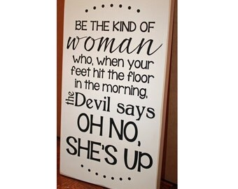 Kind of Woman