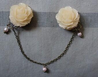 Col Pradeepbainola / double pin - Roses