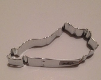 "4.25"" State of Kentucky Cookie Cutter"