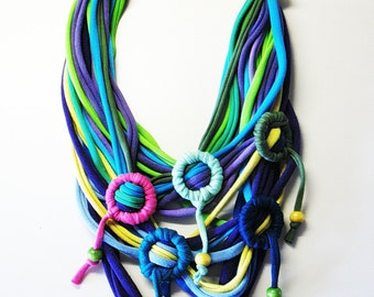 eco friendly necklace