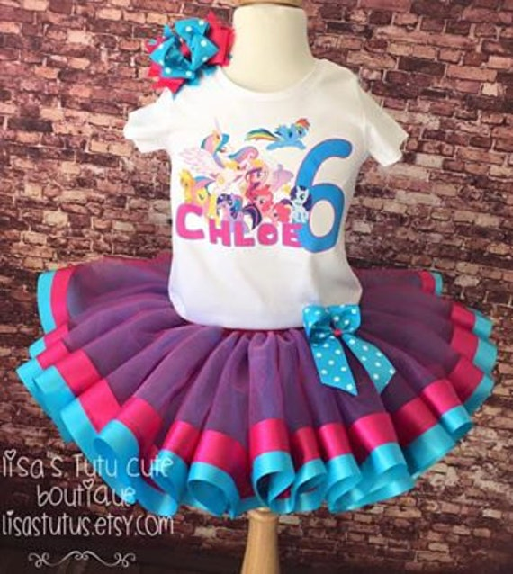 My Little Pony Birthday Quotes: MLP Tutu Outfit. MLP Birthday. My Little Pony Tutu. My Little