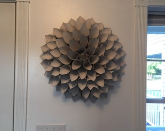 Large Paper Wreath