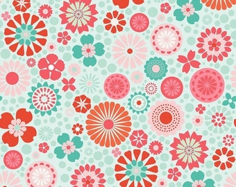 Extra 25% off 1/2 yard Flannel So Happy by Deena Rutter for Riley Blake
