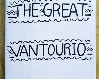 The Great Vantourio - issue 11