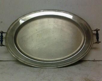 Royal Rochester platter