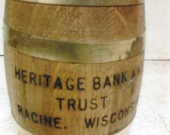Barrel bank