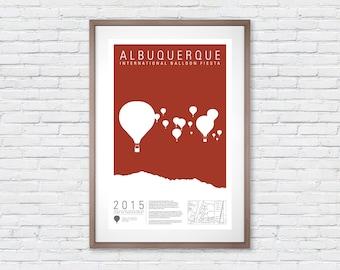 Albuquerque International Balloon Fiesta - Sandia Cluster