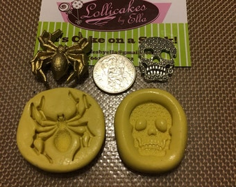 Spider and Skull
