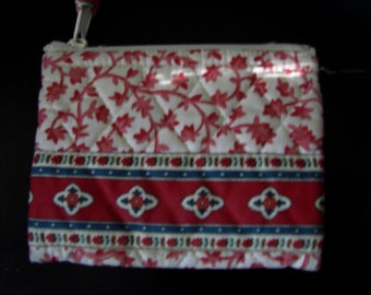 Vera Bradley Designs  Red Limited Edition Rare Hard to find  Excellent Minte Condition