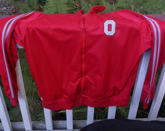 OSU Warm Up Jacket