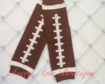 Football Leg Warmers, Leggings, Leg Warmers, Baby Leggings, Football Leggings, Boy Leg Warmers, Sports Leg Warmers