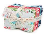 Gooseberry Fabric Fat Eighth F8 Bundle, Manufacturer Cut