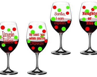 Items similar to mr right mrs always right wedding for Do it yourself wine glasses