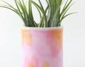 Air Plant Holder, Gifts under 50, Succulent Planter, Ceramic Vase, Gifts for Home, Air Plant Planter, Tabletop Decor, Flower Vase