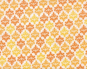 Yellow Giggles, 100% Cotton Fabric Sold by Half Yard (24079)
