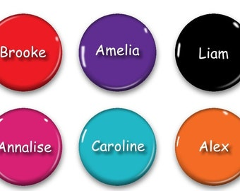 Fridge Magnet - Custom Fridge Magnets - Name Magnets - Name Magnets - Custom Name Magnet - Custom Name Magnets - Personalized Name Magnet