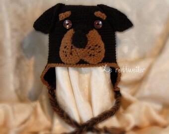 """Bonnet """"Rottweiler"""" (on order)"""