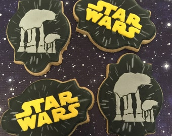 decorated cookies - 1 dozen