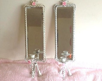 popular items for mirror sconce on etsy