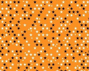 Riley Blake Designs - Halloweenstars Orange - GC4614-ORANGE