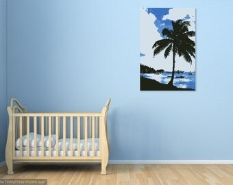 Palm Tree Canvas Or Print
