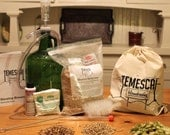 Preserve the Summer: A Rustic Thirst-Quenching Saison Ale, Stovetop Brewing Kit