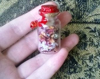 Love/Romance Charm Bottle