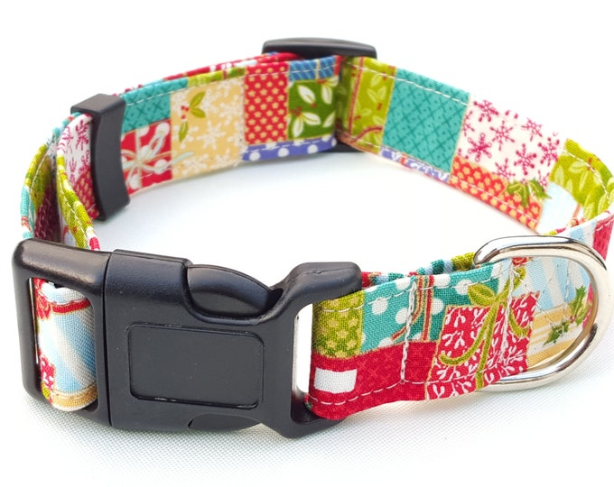 Dog Collar - Christmas Present