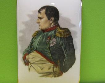 Vintage Napoleon Bonapart Limoges France GDV Porcelain - Free Shipping