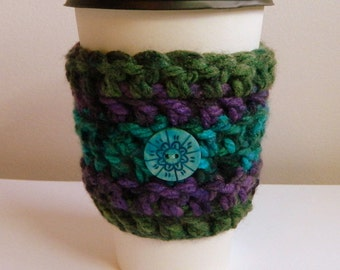 Coffee Cup Cozy Coffee Cup Sleeve Take Out Cup Cozy